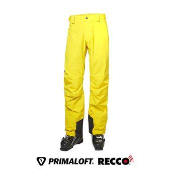 Pantalón de esquí PrimaLoft® hombre LEGENDARY sulphur