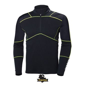 Camiseta térmica hombre LIFA MERINO MAX navy
