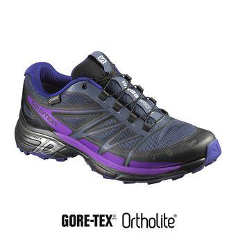 Chaussures trail femme WINGS PRO 2 GTX® slateblue/Blue/PA