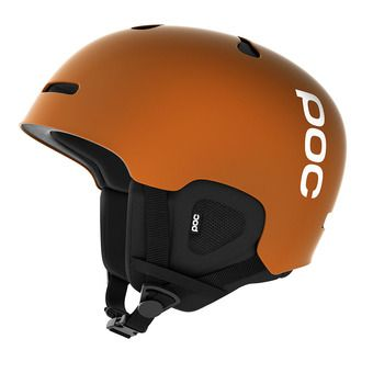 Casque de ski AURIC CUT timonium orange