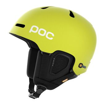 Casque de ski FORNIX hexane yellow