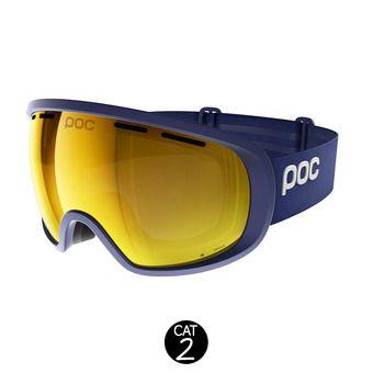Gafas de esquí FOVEA CLARITY basketane blue/spektris orange