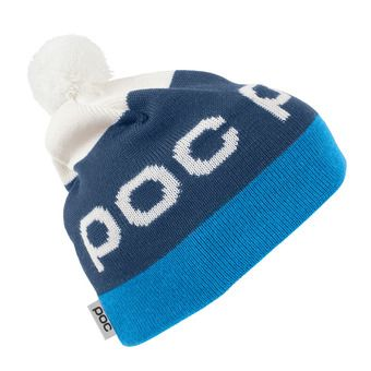 Bonnet STRIPE POM butylene blue/niob blue