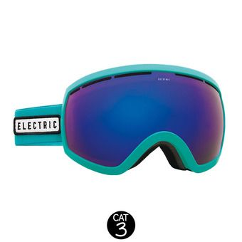 Masque de ski EG2.5 turquoise/brose-blue chrome