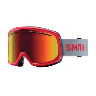 Gafas de esquí hombre RANGE fire / red sol-x mirror