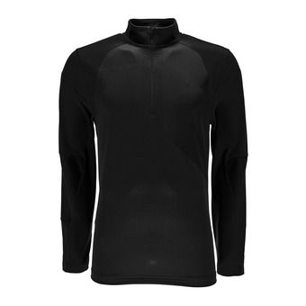 Maillot ML homme CHARGER THERMASTRETCH black
