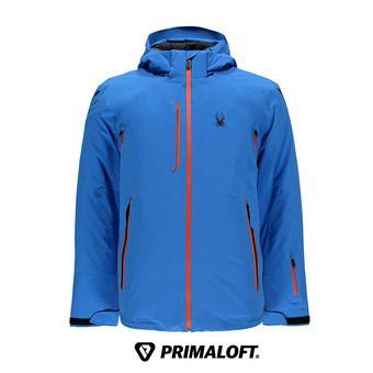 Chaqueta de esquí hombre VANQYSH french blue/burst