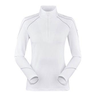 Polar mujer MONTANA white - blanco