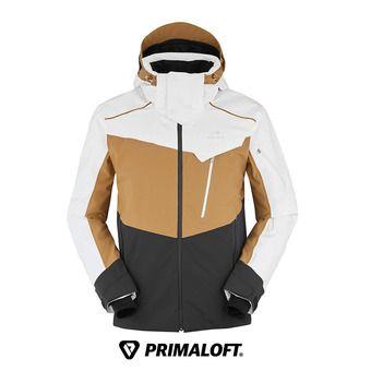 Veste de ski homme DEER VALEY ghost/bronze