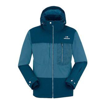 Veste de ski homme KANDA 2.0 midnight blue/frost