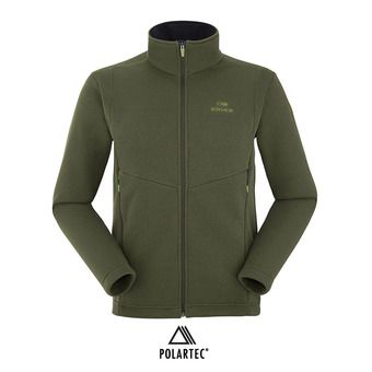 Veste polaire Polartec® homme MISSION spruce green