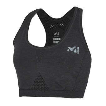 Sujetador deportivo mujer SEAMLESS MEDIUM POWER black