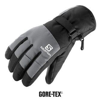 Gants ski homme FORCE GTX® black/galet grey