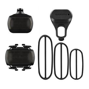 Capteurs de vitesse et cadence pour vélo BIKE SPEED CADENCE noir