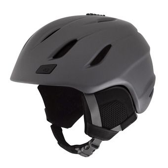 Casco NINE matte titanium