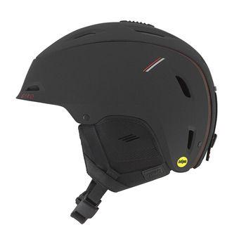 Casco RANGE MIPS matte black/red sport tech