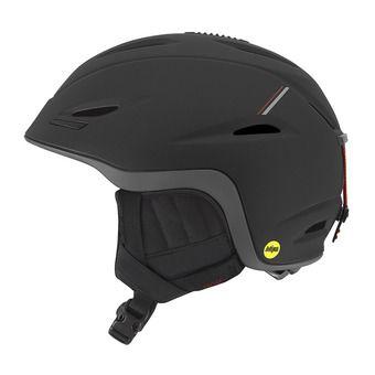 Casque UNION MIPS black/red sport tech
