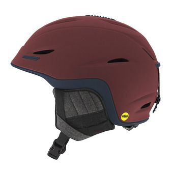 Casco UNION MIPS matte brown/turbulence mountain division