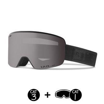 Masque AXIS black bar/onyx - infrared - 2 écrans