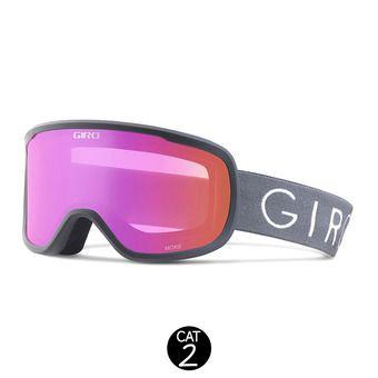 Gafas de esquí mujer MOXIE titanium - amber pink