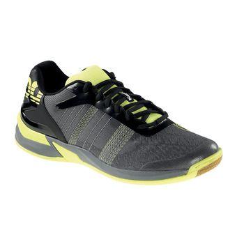 Chaussures homme ATTACK CONTENDER CAUTION noir/anthracite/jaune fluo