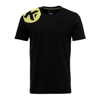 Camiseta hombre CAUTION negro