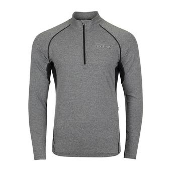 Camiseta hombre OCEAN SIDE black/heather
