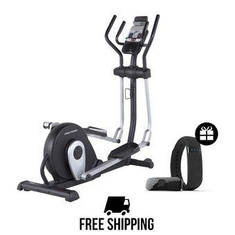Vélo elliptique 6kg 450 LE + iFit Link offert