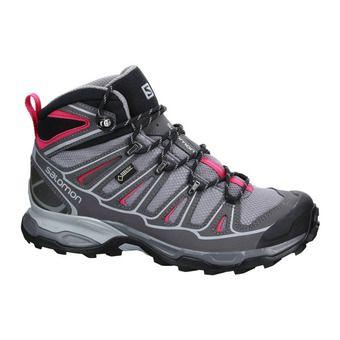 Chaussures randonnée femme X ULTRA MID 2 GTX dtr/atob/pk