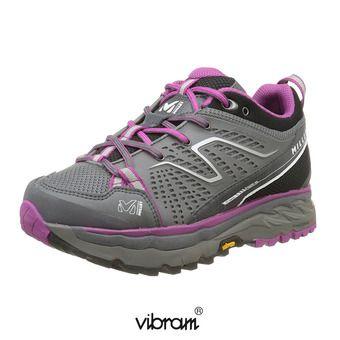 Zapatillas de trail mujer FAST ALPINE amarante/charcoal