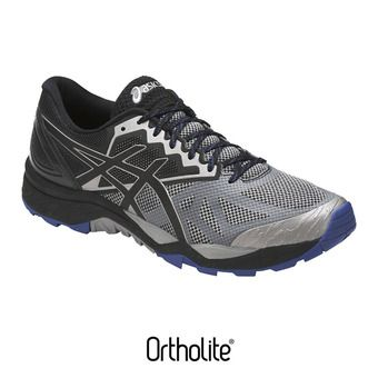 Chaussures trail homme GEL-FUJITRACUBO 6 aluminium/black/limoges