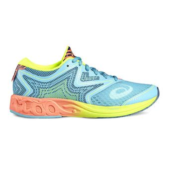 Chaussures running femme NOOSA FF aquarium/flash coral/safety yellow