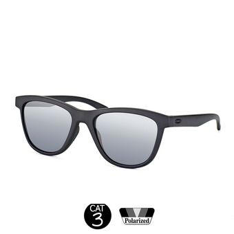Gafas de sol polarizadas MOONLIGHTER steel w/black iridium®