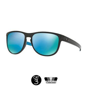 Gafas de sol polarizadas SLIVER R black w/prizm deep water