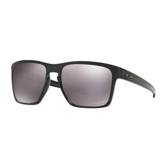 Gafas de sol polarizadas SLIVER XL polished black w/prizm daily