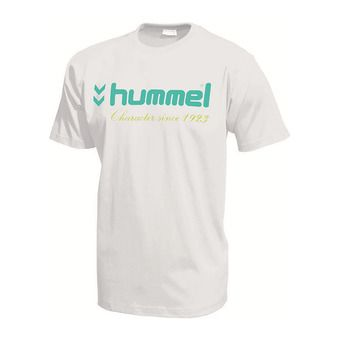 Tee-shirt MC homme UH 18 blanc ceramic