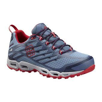 Chaussures de trail homme VENTRAILIA II OUTDRY steel/mountain red