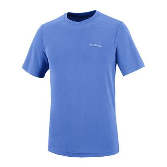 Tee-shirt MC homme SUN RIDGE NOVELTY V-NECK stormy blue
