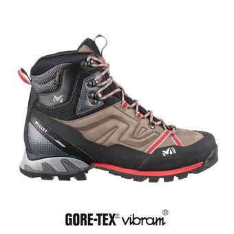 Zapatillas de senderismo HIGH ROUTE GTX® brown/red
