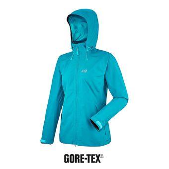 Veste à capuche Gore-Tex® femme LD MONTETS ocean depths