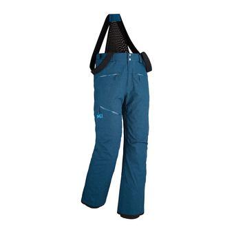 Pantalon à bretelles homme BULLIT II heather poseidon