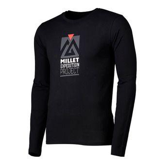 Tee-shirt ML homme MXP black