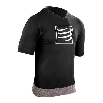 Camiseta hombre TRAINING black