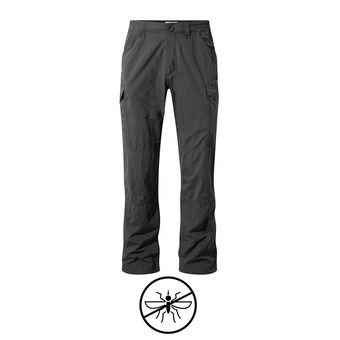 Pantalon homme CARGO black pepper