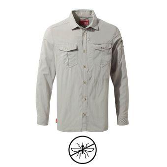 Camisa hombre ADVENTURE parchment