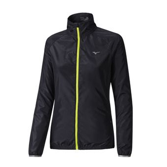 Chaqueta mujer IMPULSE IMPERMALITE black/safety yellow
