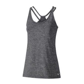 Camiseta de tirantes mujer LYRA black