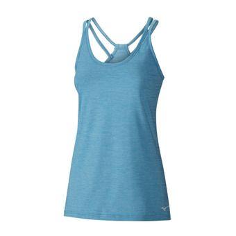 Camiseta de tirantes mujer LYRA blue atoll