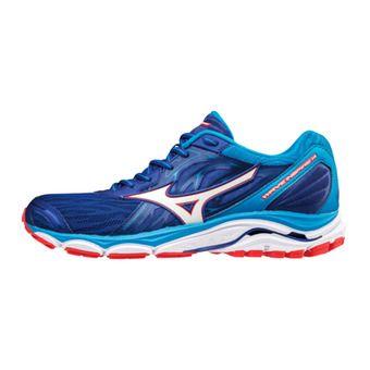 Chaussures de running homme WAVE INSPIRE 14 surftheweb/whi/poppyred