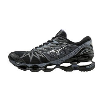 Zapatillas de running hombre WAVE PROPHECY 7 black/silver/fgray